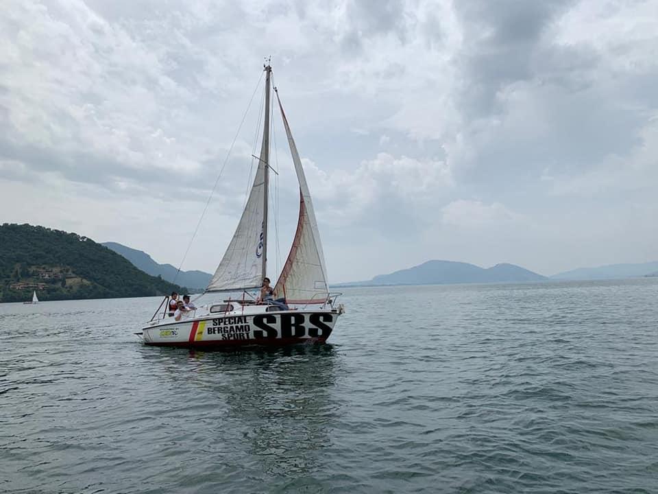 La gita in barca a vela